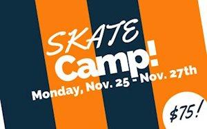 Thanksgiving Skate Camp - Skate Waco