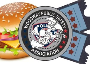 Woodway PSA Drive-Thru Cookout Fundraiser
