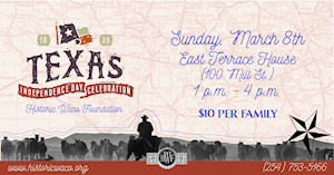 Texas Independence Day Celebration Family Funday