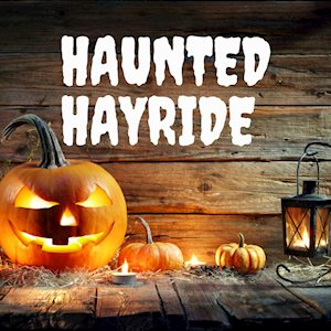 Haunted Hayride - Bend of the River