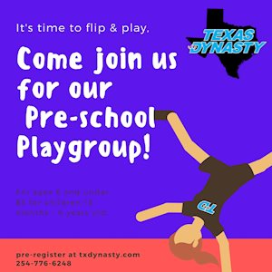 First Friday Pre-School Playgroup