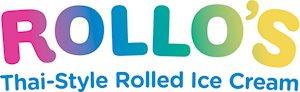 Rollo's Thai-Style Rolled Ice Cream