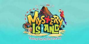 Alliance Baptist Church VBS - Mystery Island Theme
