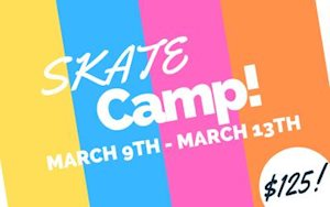 Spring Break Skate Camp - Skate Waco