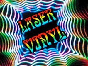 LASER FRIDAY - Laser Vinyl - Mayborn Science Theater