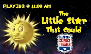 The Little Star That Could - Mayborn Science Theater