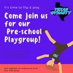 Saturday Morning Playgroup