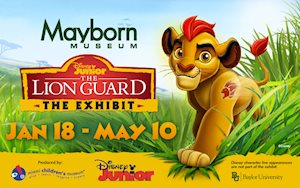 The Lion Guard: The Exhibit - Mayborn Museum