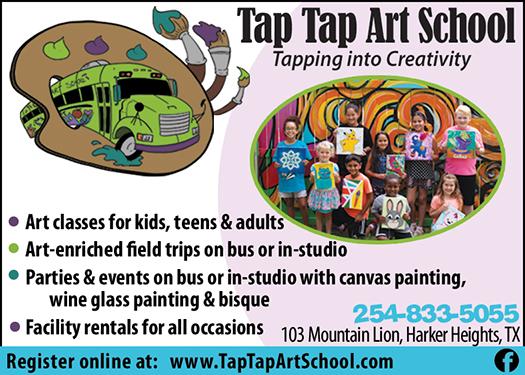 Tap Tap Art School