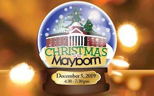 Christmas at the Mayborn