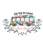 The Wacky Side of Art Camp- Tap Tap Art School