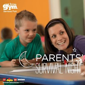 Parent Survival Night - The Little Gym of Waco