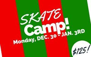 Christmas Skate Camp - Skate Waco