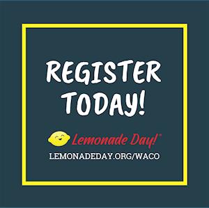 Lemonade Day Waco Registration 2021