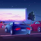 Walmart Brings Drive-In Movies to Central Texas