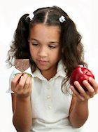 Help Kids Make Healthy Choices in the New Year