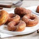 Winter Weather Recipe: Semi-Homemade Donuts