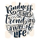 Kindness is Contagious, So Pass it On