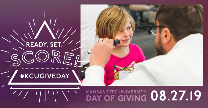 Support KCU Give Day