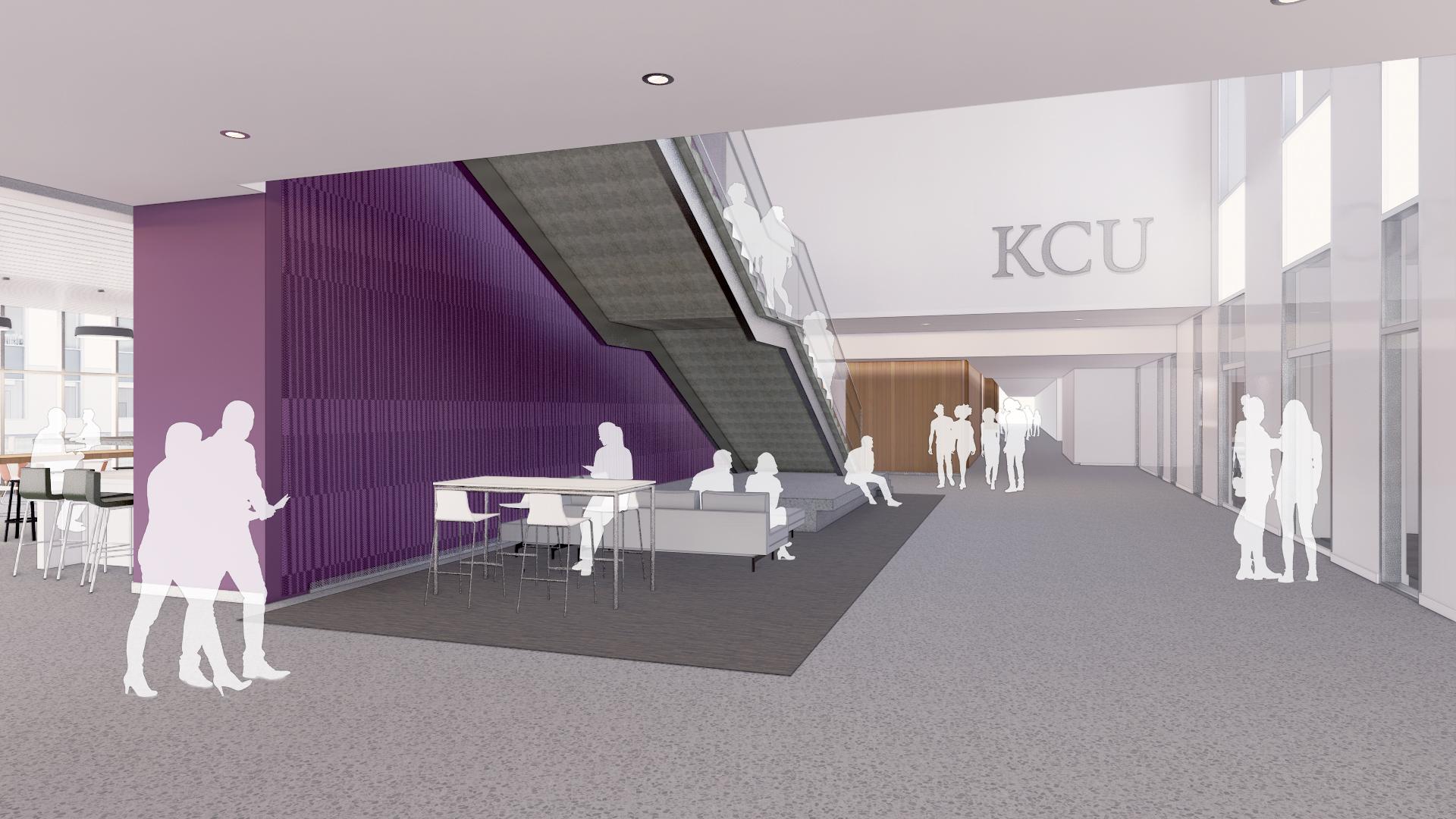 Lobby - College of Dental Medicine