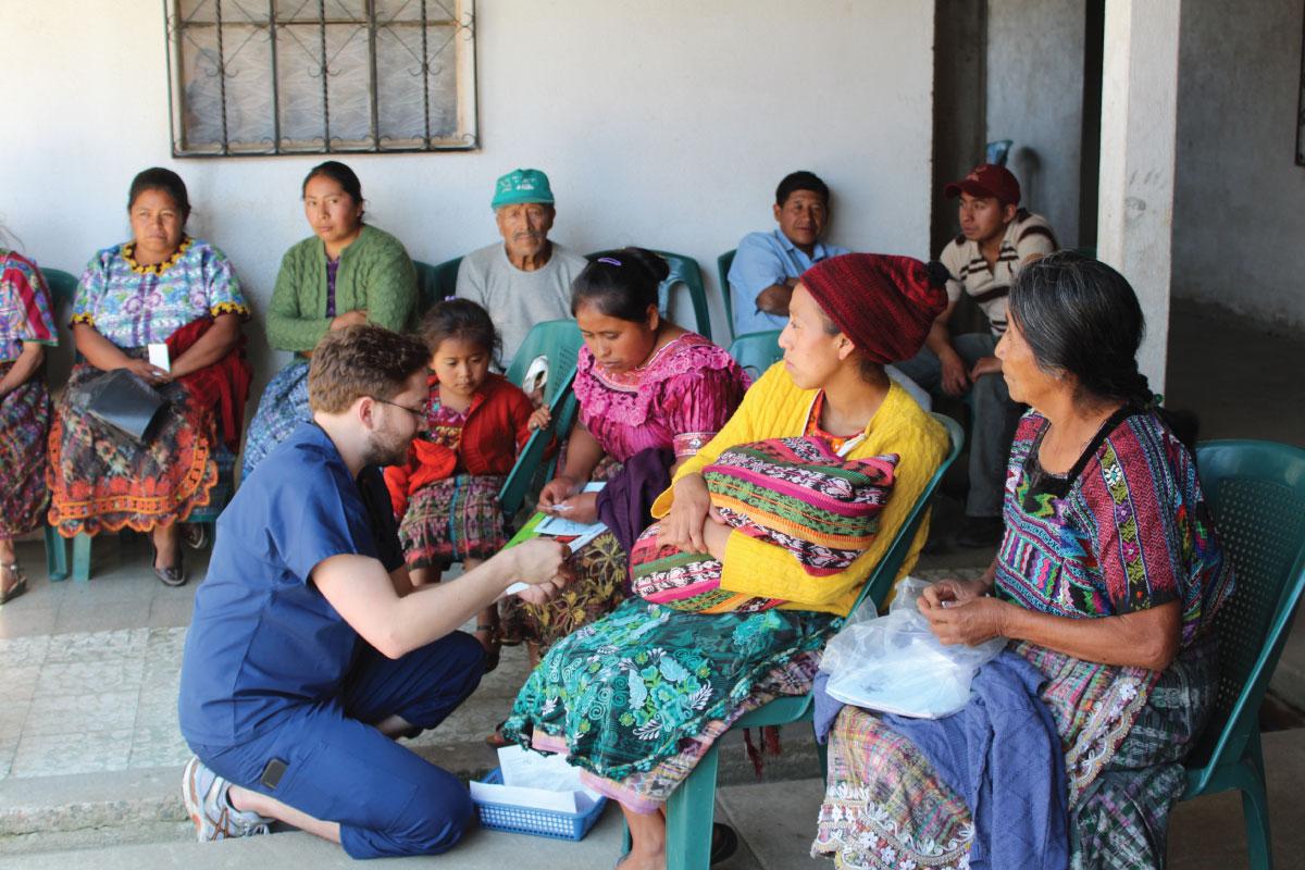 Global Health Honors Track