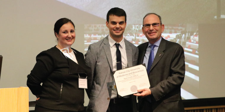 Research Symposium Award 2018