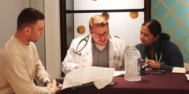 KCU-Joplin Osteopathic Medical Students