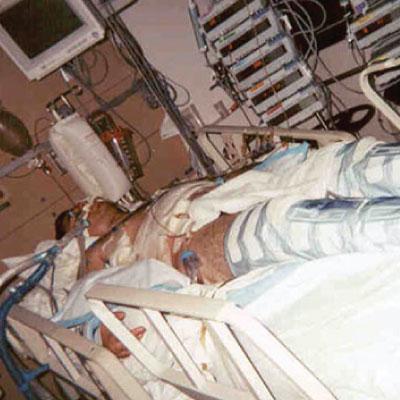KCU Alum Miguel Hernandez Hospitalized