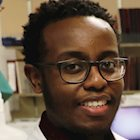 KCU Research Student Roy Muriu