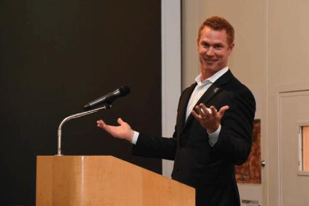 KCU Alumnus Bradley Vince