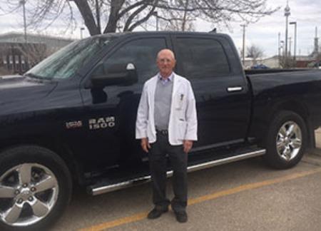 KCU Alum Dr. Mike Grafe