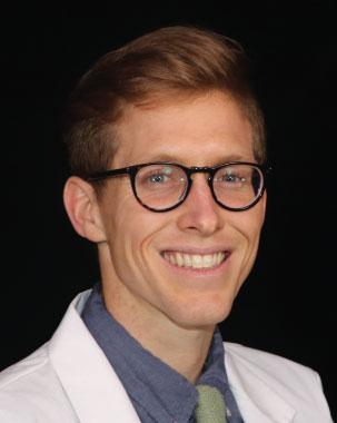 KCU Med Student Spencer Rushton