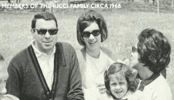 Ricci family circa 1968