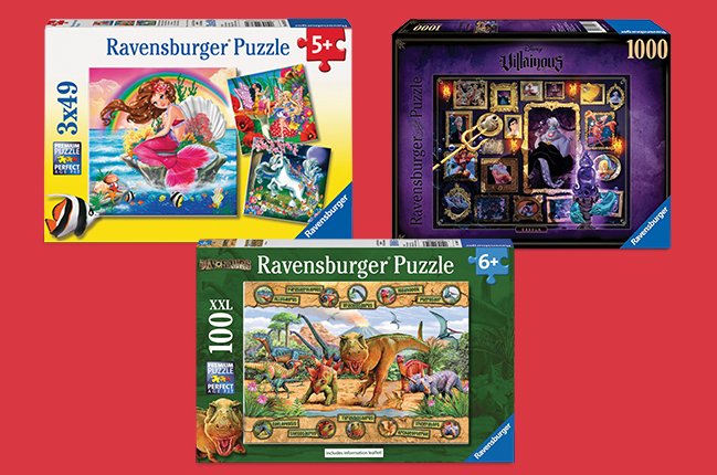 Ravensburger Puzzle