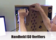 Microscan LVS Barcode and Print Quality Verifiers