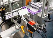 数片机/ 装药机采用智能相机确保标签准确性