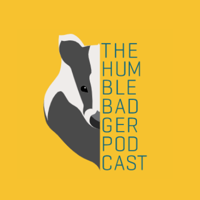 The Humble Badger logo