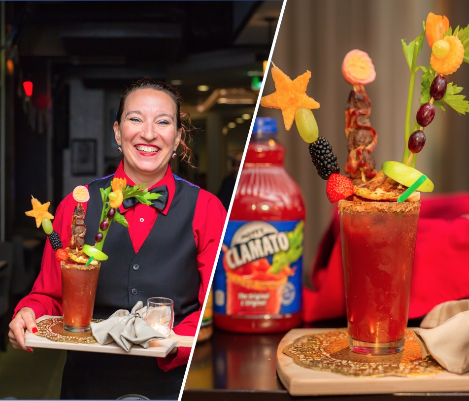 WINNER THE BEST CAESAR IN NEWFOUNDLAND!