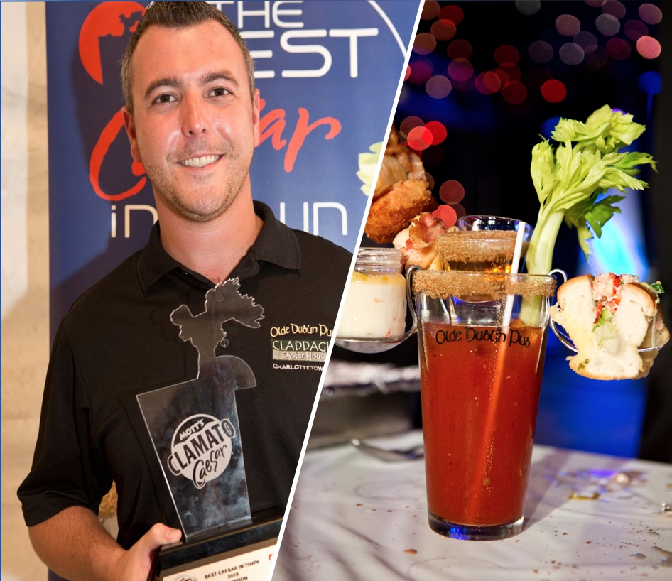 WINNER THE BEST CAESAR IN PEI!