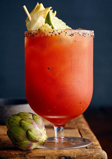 Artichoke Caesar