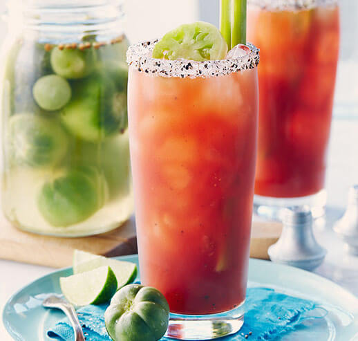 Scottish Spring Caesar