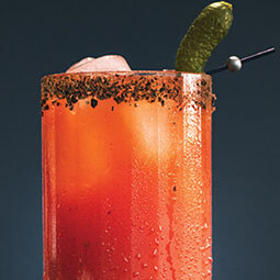 Caesar Style Pickleback