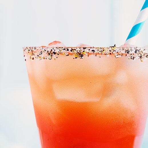 Peachy-Keen Caesar