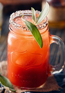 Whiskey & Sage Caesar