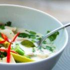 Exotic Thai Vegetable Soup Recipe