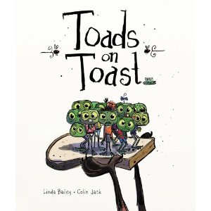 Toads on Toast