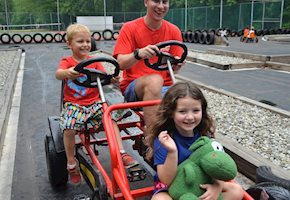 Summer Camp for Kids… An Exciting and Active Experience at Camp Riverbend