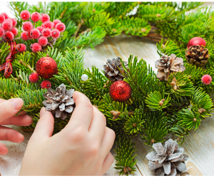 """wreath'"