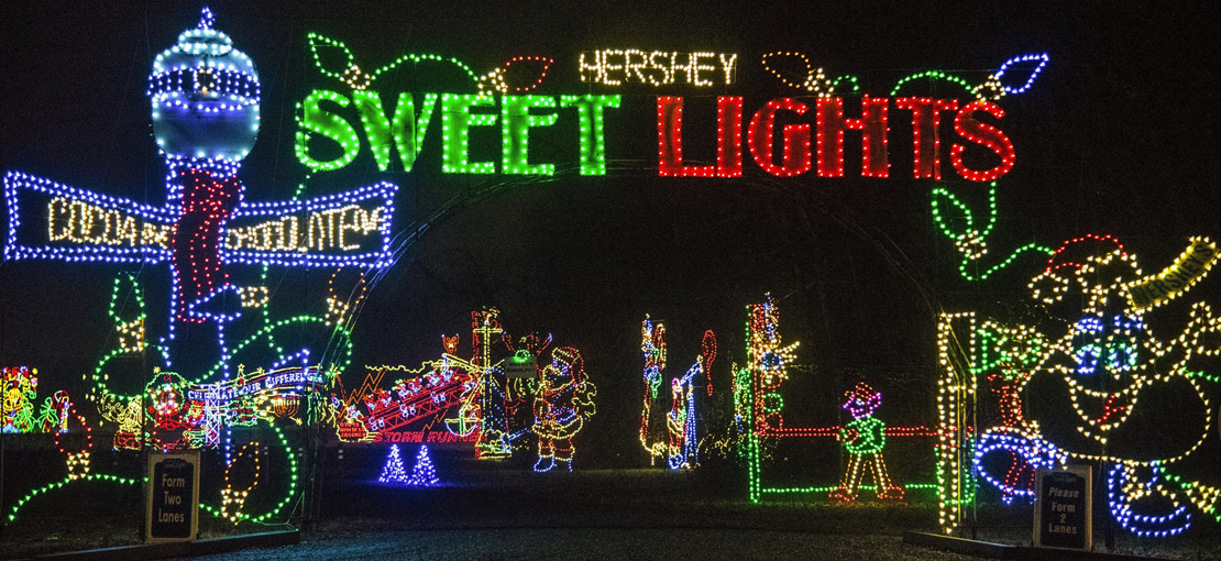 Hershey Lights