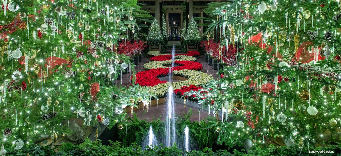 Longwood Gardens Christmas